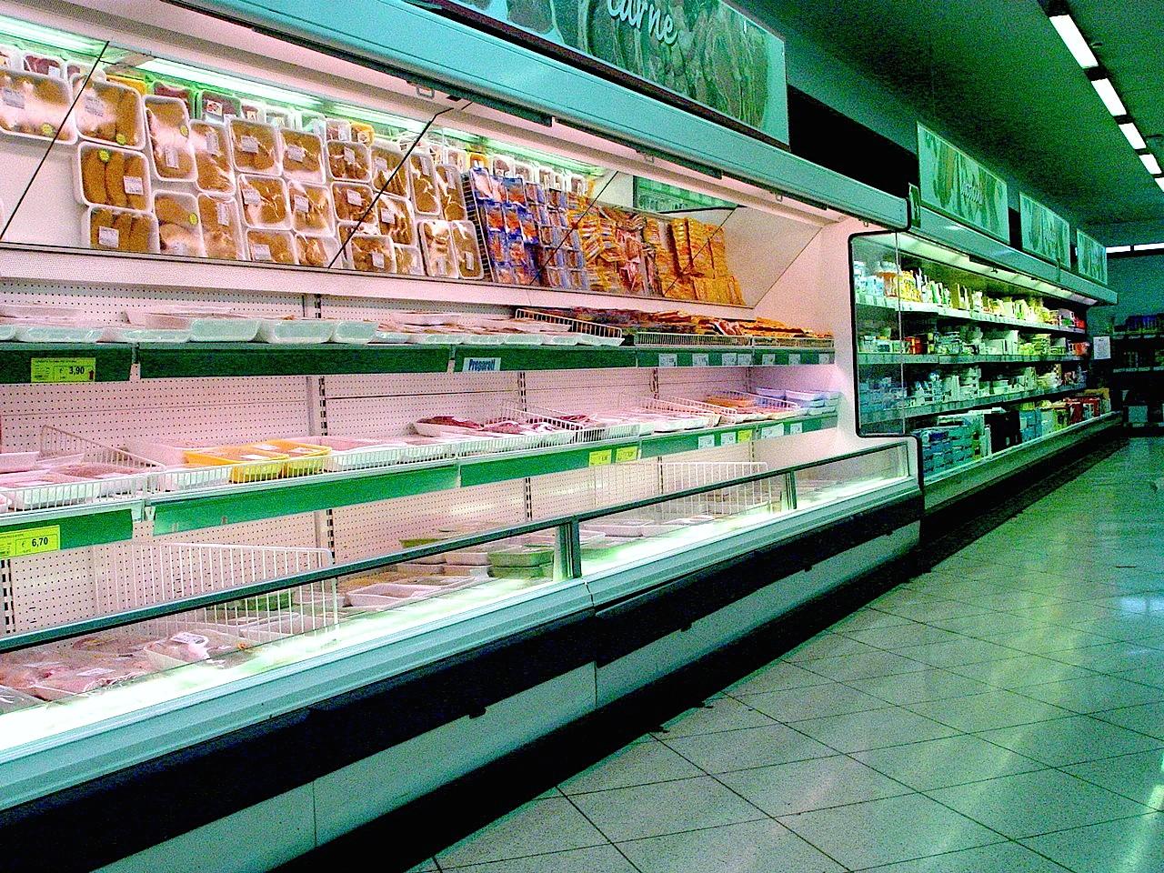 Supermarket  - food
