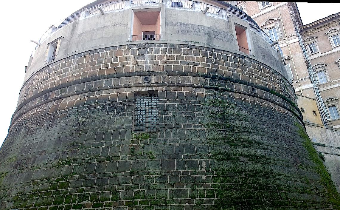 IOR sede in Vatican City