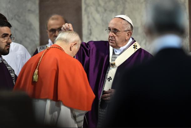 Papa Ceneri