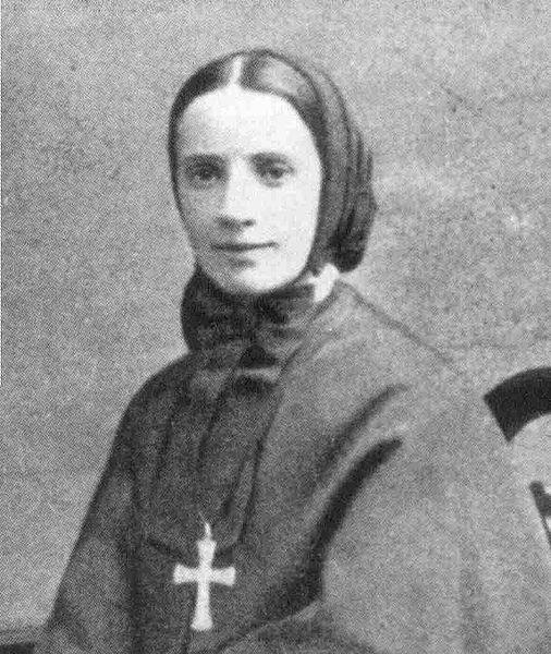 Santa Francesca Cabrini
