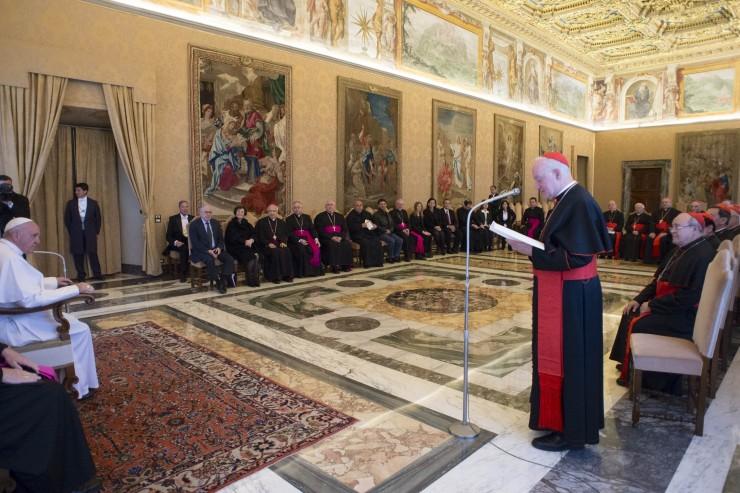 Papa Pontificia Commissione per l'America Latina