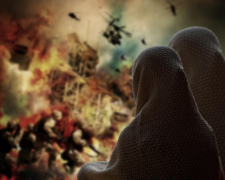 War Victims Syria
