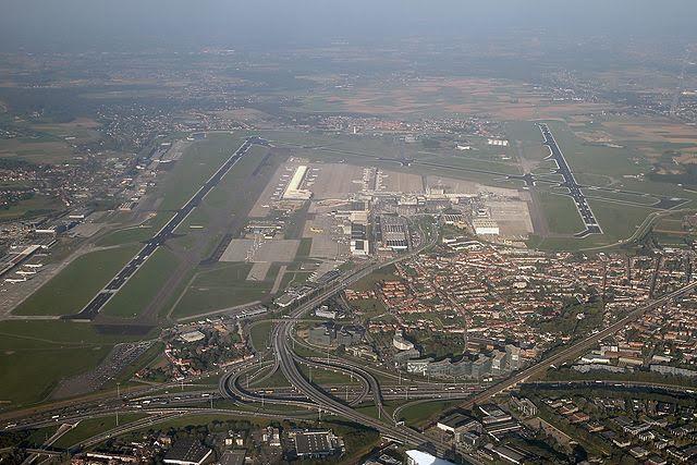 Zaventem Airport Bruxelles