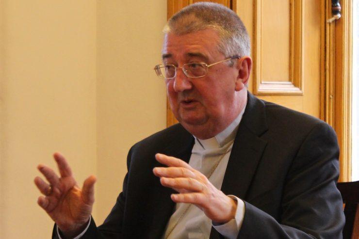 Monsignor Diarmuid Martin (Wikimedia Commons)