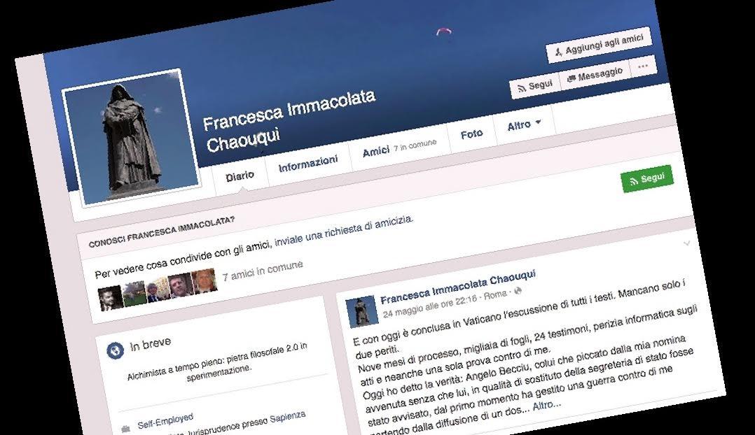 Profilo Facebook Chaoqui (Facebook)
