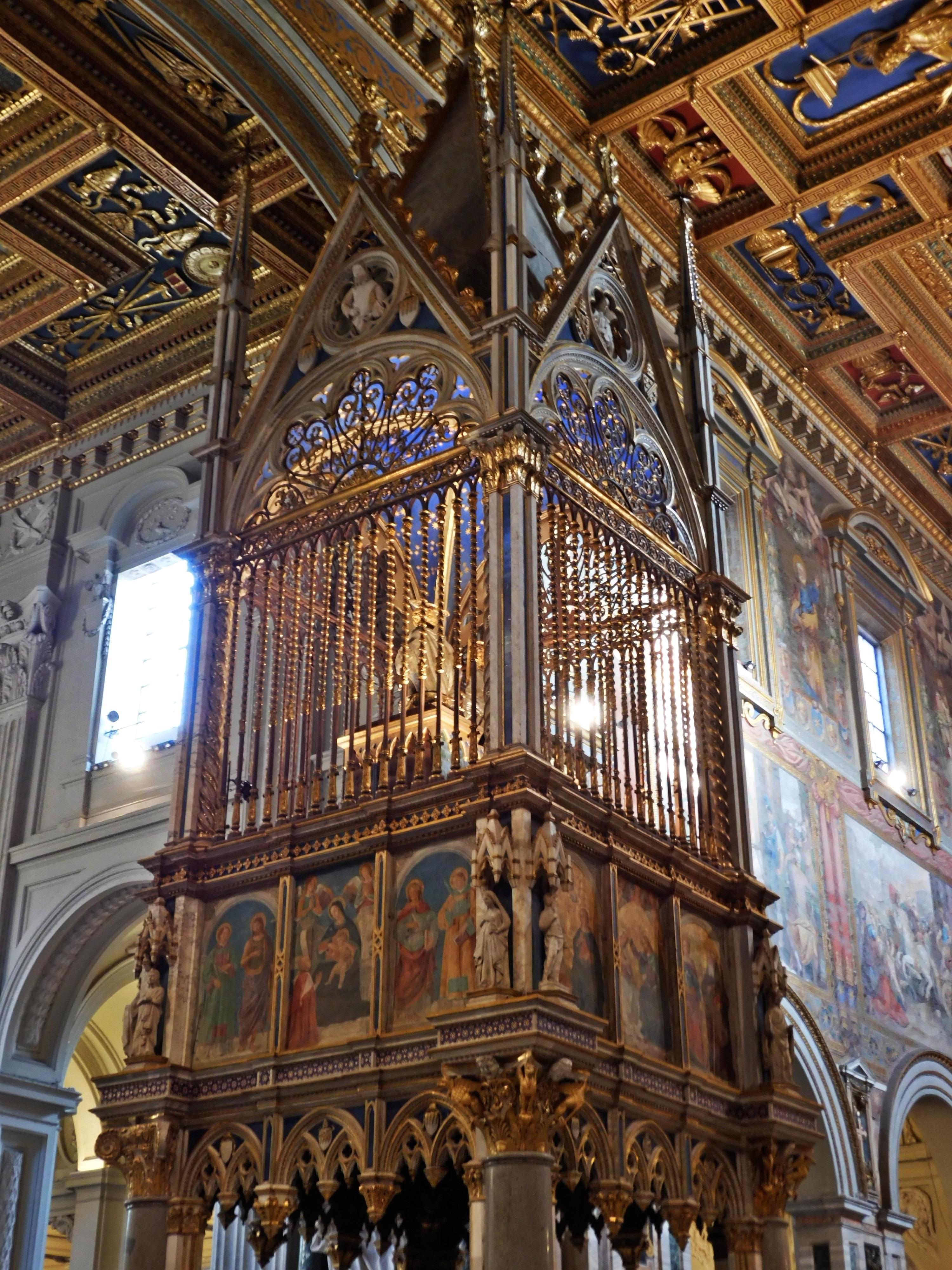 Ciborio di San Giovanni in Laterano