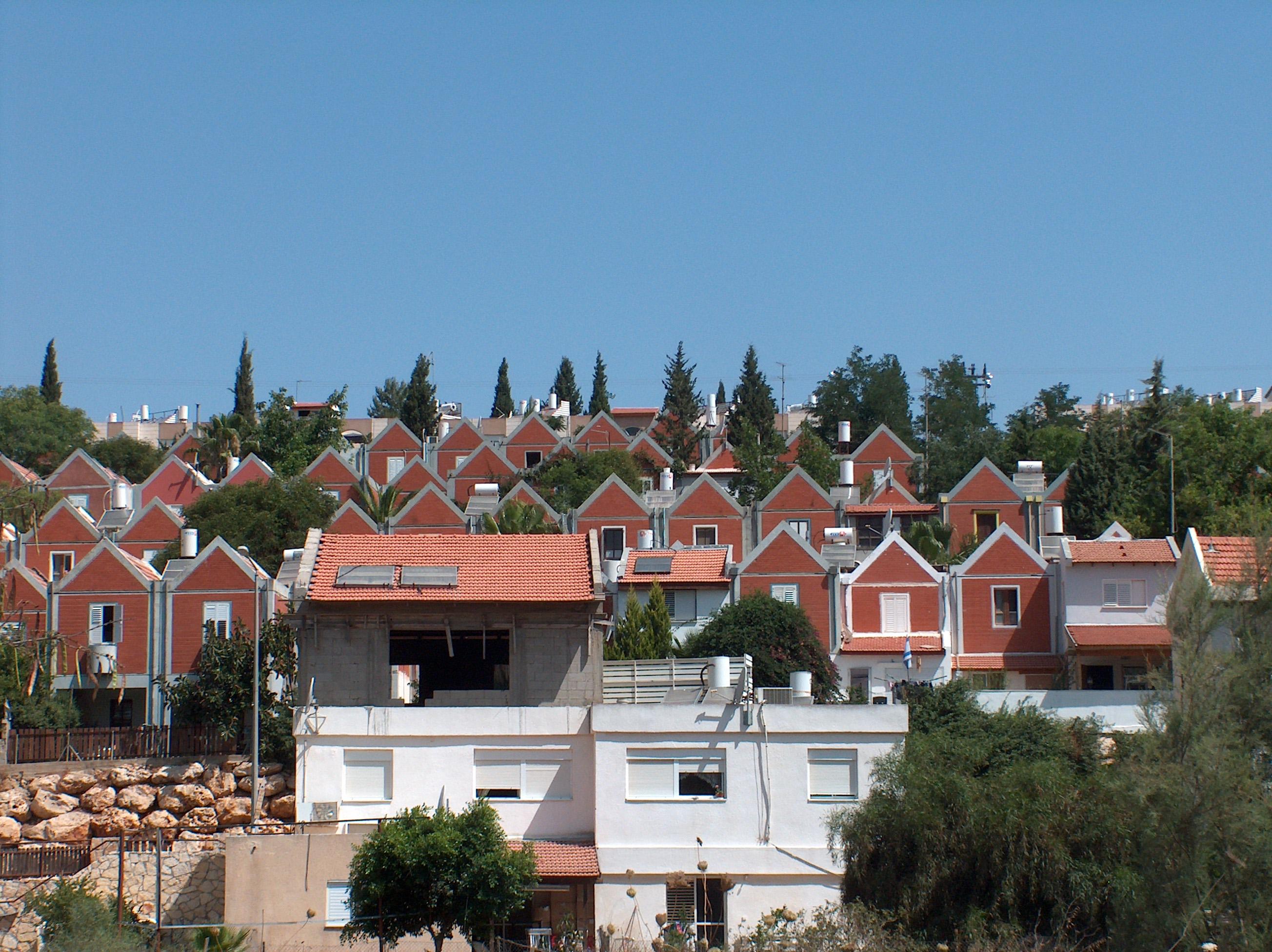 Israeli settlements in the West Bank