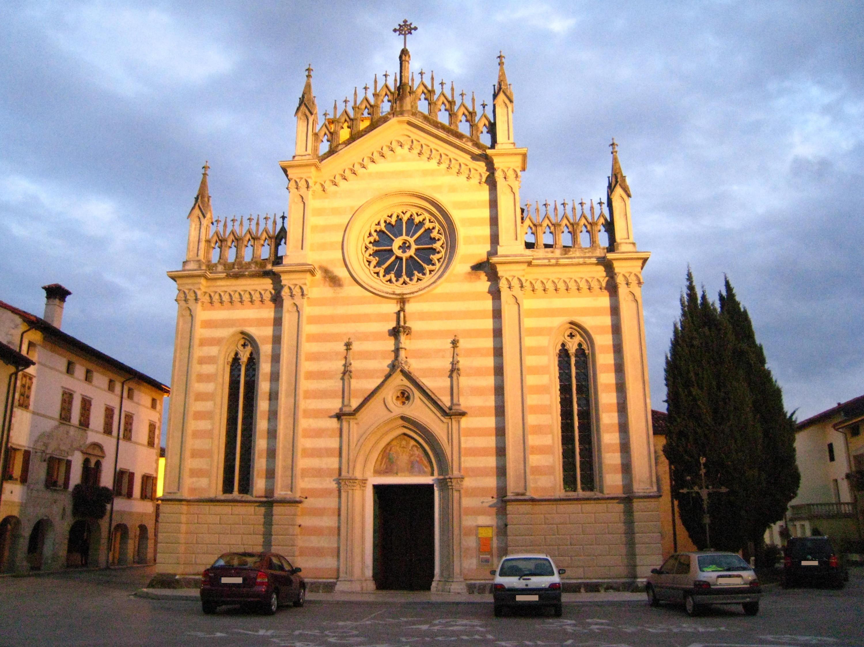 Duomo SS Sacramento di Valvasone