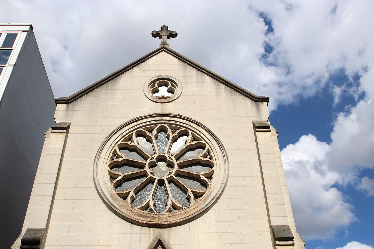 Église Sainte Rita de Paris