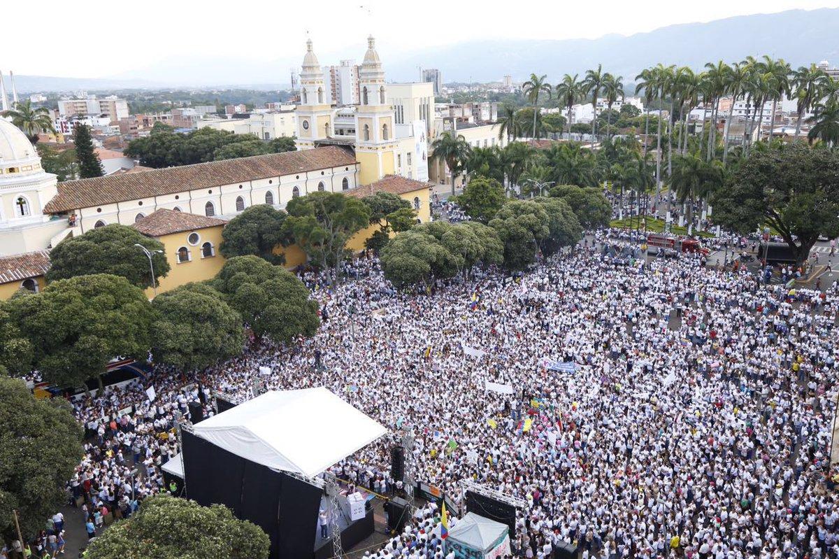 Marcha por la Familia, Colombia