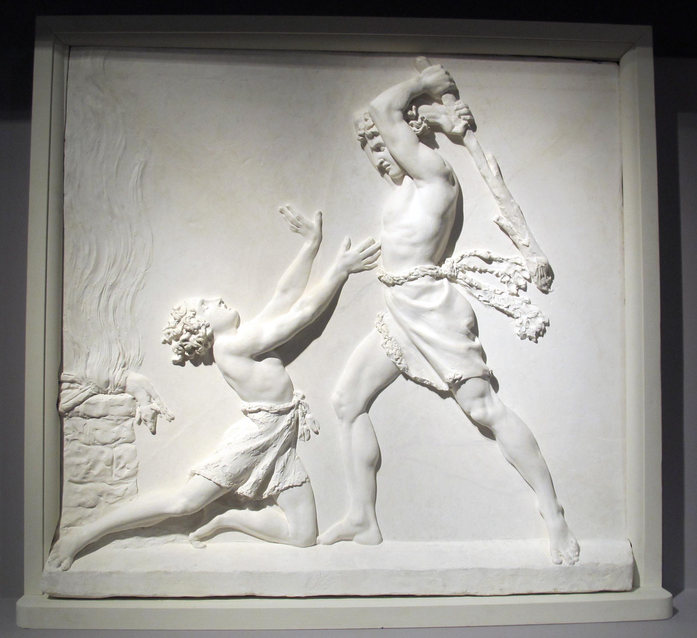 Caino e Abele, Antonio Canova, Venezia