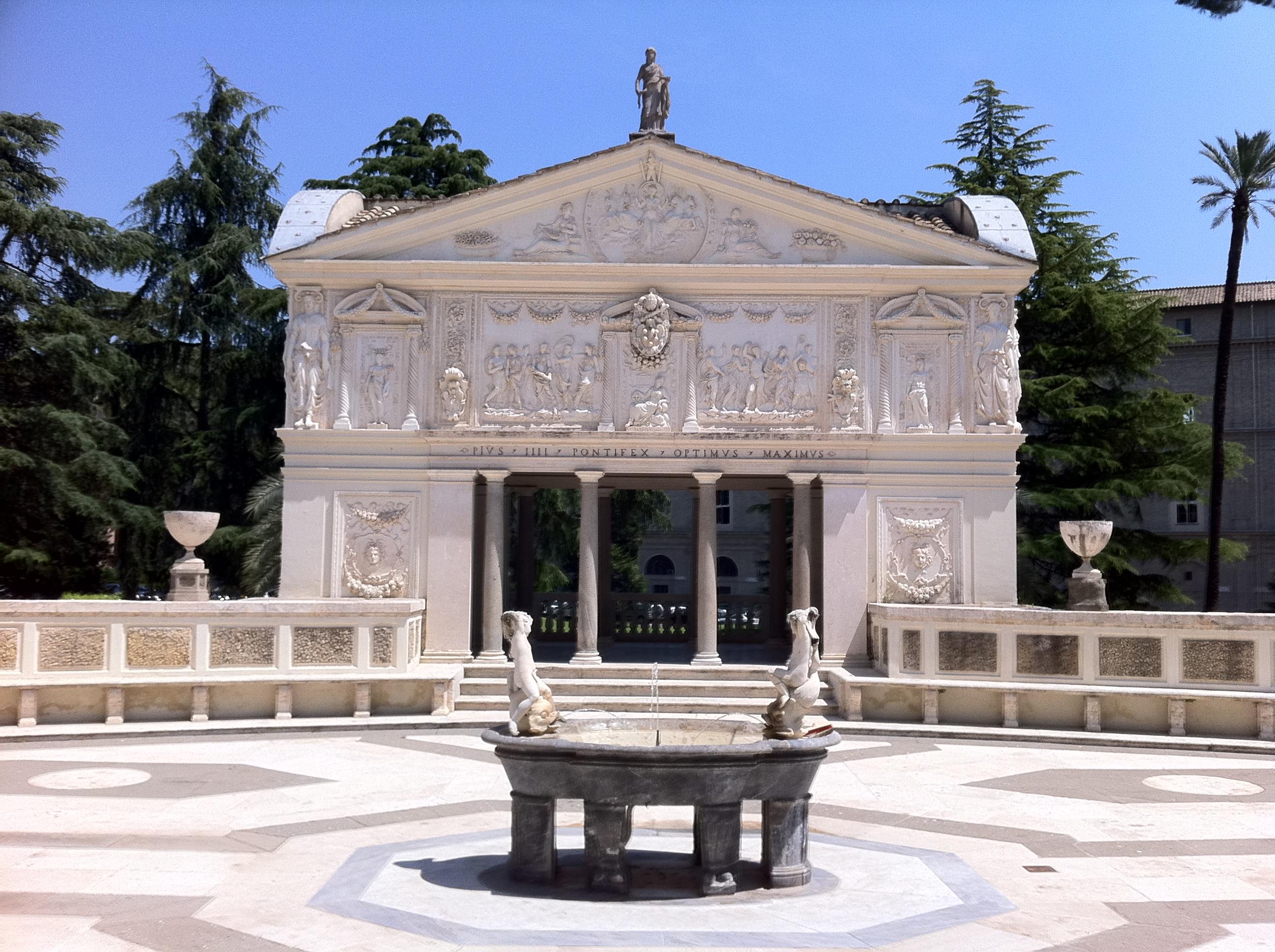 Pontificia Accademia delle Scienze, Casina Pio IV