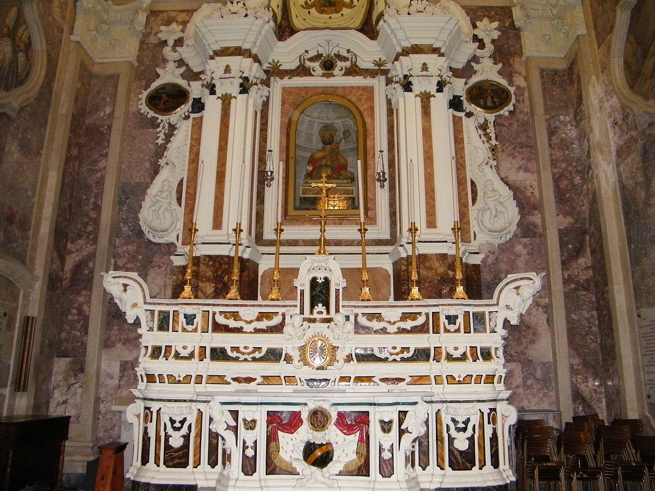 San Vitaliano, Catanzaro / Wikimedia Commons - GJo, CC BY-SA 2.5