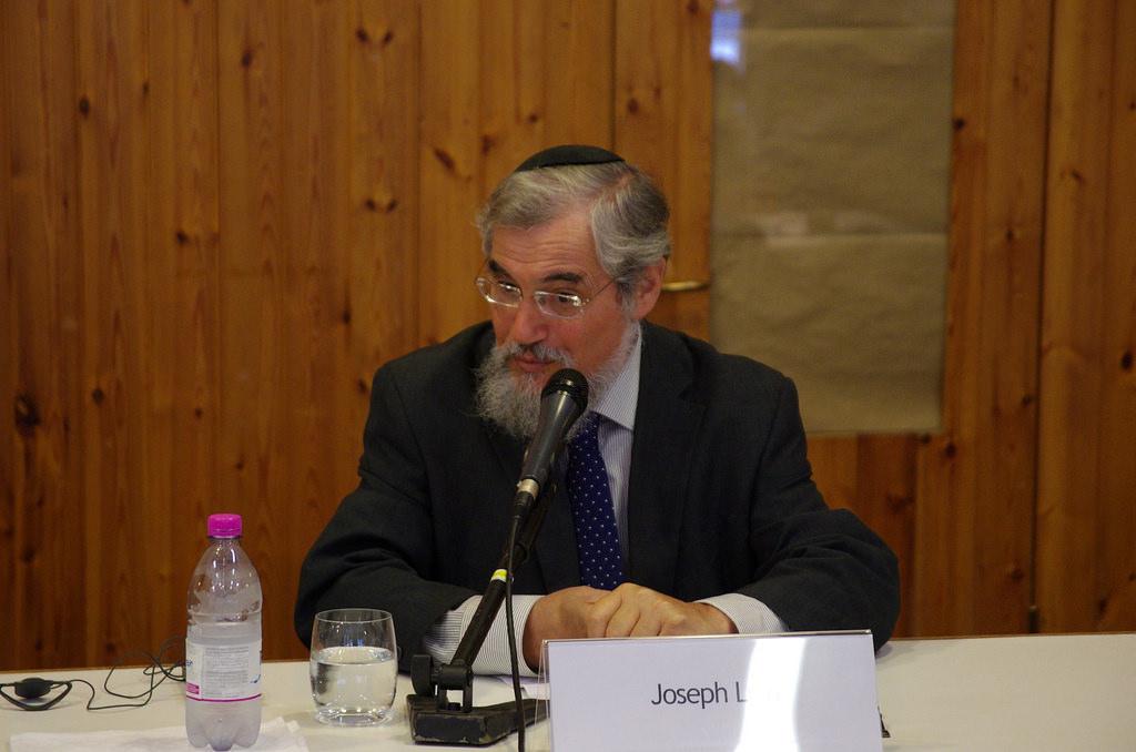 Rabbin Joseph Levi © Tonalestate 2017