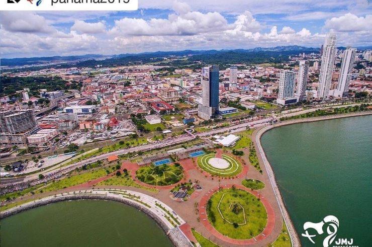 Cinta Costera, Panama © Dicastero Laici, Familia e Vita
