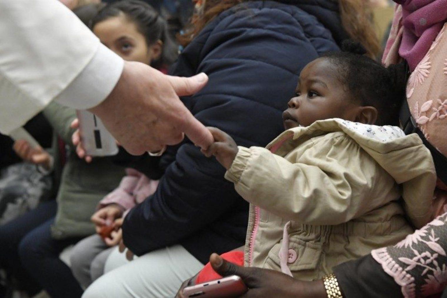 Udienza Generale (15/01/2020) - Foto © Vatican Media